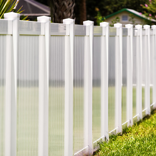 Vinyl fence South Florida